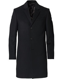 Tiger of Sweden Cempsey Wool/Cashmere Coat Black