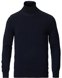 Tiger of Sweden Neville Extra Fine Merino Polo Navy
