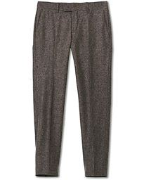 Tordon Flannel Trousers Brown