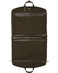 M/S Suit Carrier Army/Dark Brown