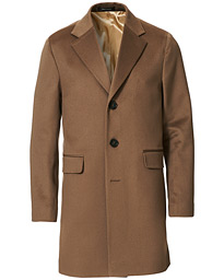 Sonny Loro Piana Wool Coat Camel