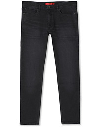734 Slim Stretch Jeans Faded Black