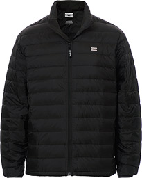 Presidio Packable Jacket Mineral Black