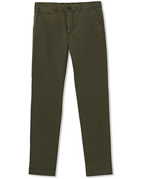 Morris Henry Chinos Olive