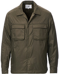 Columbo Prima Loft Shirt Jacket Army Green