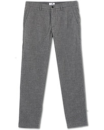 Karl Regular Fit Structure Chinos Grey