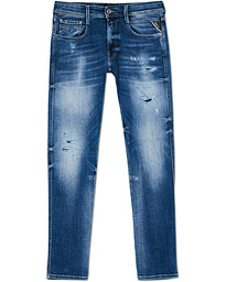 Replay Anbass 10 Years Wash Jeans Light Blue