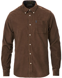 Corduroy 2 Shirt Brown