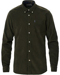 Corduroy 2 Shirt Forest