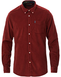 Corduroy 2 Shirt Rost Red
