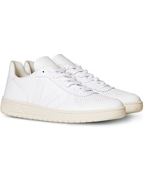 V-10 Leather Sneaker Extra White