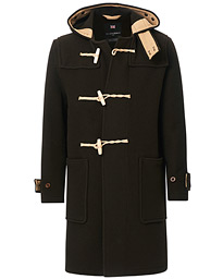 575 Monty Original Duffle Coat Brown