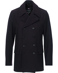 Churchill Reefer Peacoat Navy