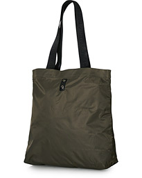Elvin Foldable Nylon Tote Olive