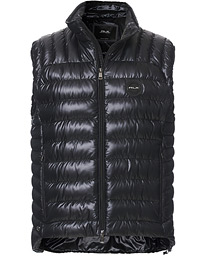 Lightweight Down Vest Polo Black