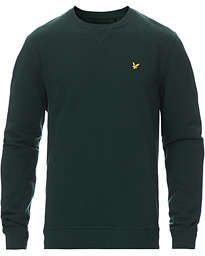 Crew Neck Sweatshirt Jade Green