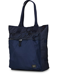 Force Tote Bag Navy Blue