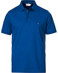 Slim Fit Liquid Touch Polo Navy Nights Heather