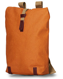 Pickwick Cotton Canvas 26L Backpack Goose Beak/Maroon