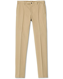 Slim Fit Stretch Chinos Beige