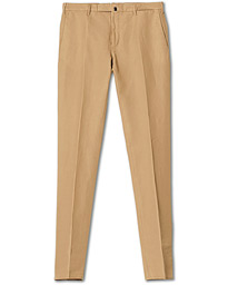 Slim Fit Chinolino Trousers Beige