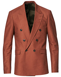 Heldin Double Breasted Blazer Melo Mulberry