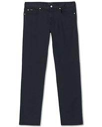 Slim Fit 5-Pocket Pants Navy
