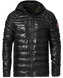 Hybridge Lite Hooded Jacket  Black