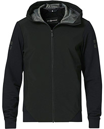 Race Windbreaker Hybrid Jacket Carbon