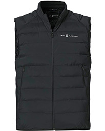 Spray Down Vest Carbon