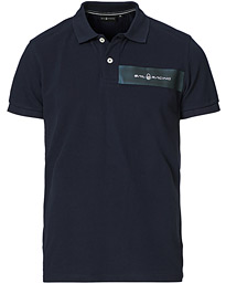 Helmsman Polo Dark Navy