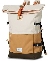 Bernt Cordura Eco Made Roll Top Backpack Multi