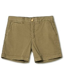 Light Twill Shorts Olive