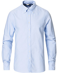 Slimline Oxford Shirt Light Blue