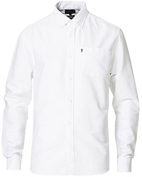 Kyle Oxford Shirt White