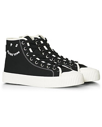 Kibby Canvas High Top Black