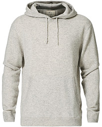 Cashmere Hoodie Ash Grey
