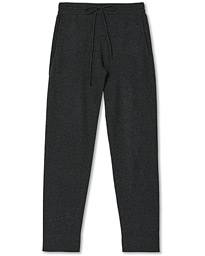 Cashmere Sweatpants Dark Grey