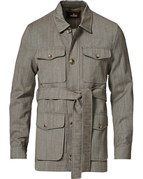Moregallo Field Jacket Brown