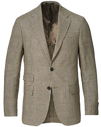 Prince of Wales Blazer Brown