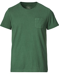 Short Sleeve Pocket Tee Picket Green
