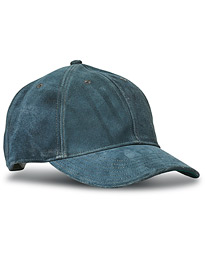 Rough Out Ball Cap Indigo