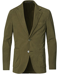Egel Cotton Blazer Olive