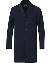 Colombo Cotton Coat Navy