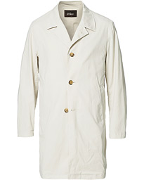Colombo Cotton Coat Creme