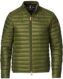 Alexander Lightweight Padded Jacket Dusty Olive
