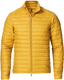 Alexander Lightweight Padded Jacket Ochre Yellow