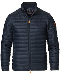 Alexander Lightweight Padded Jacket Blue Black