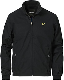 Harrington Jacket Jet Black
