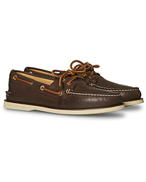 Gold Cup Authentic Original Boat Shoe Brown